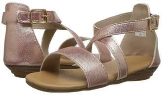 Baby Deer First Steps Crisscross Sandal Girls Shoes