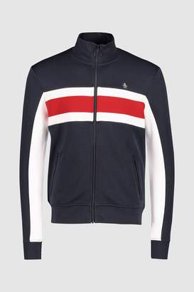 Next Mens Original Penguin Dark Sapphire Track Jacket