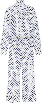 Bohemia Alix of Limited Edition Parker Jumpsuit In Polka Dot Print