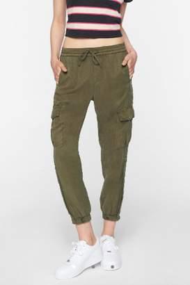 Pam & Gela Snap-Leg Cargo Pant