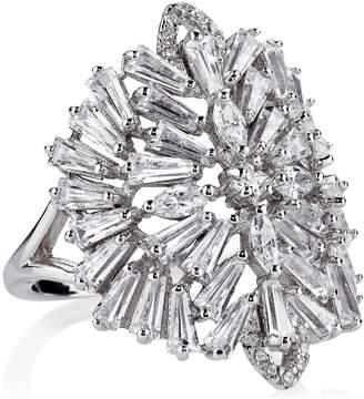 Fallon Monarch Deco Medallion Ring