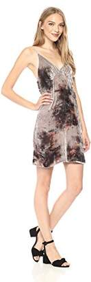 Young Fabulous & Broke Women's Lexington Velvet Dress