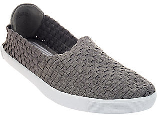 BareTraps BareTrap Woven Slip-on Shoes - Tricia $56.75 thestylecure.com