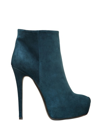Ballin 140mm Soft Suede Low Boots