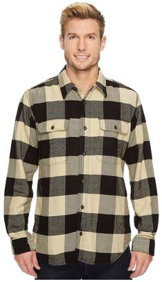 Filson Vintage Flannel Work Shirt Men's Clothing