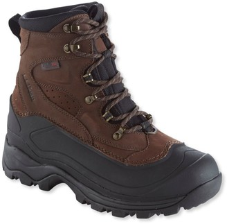 L.L. Bean L.L.Bean Men's Waterproof Insulated Wildcat Boots, Lace-Up