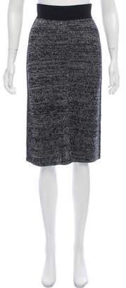 Isabel Marant Knee-Length Knit Skirt w/ Tags