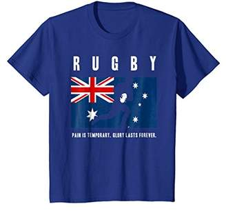 Rugby Australia - Australian Rugby Shirt GLORY LASTS FOREVER