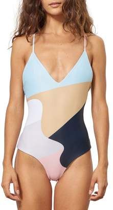 Mara Hoffman Emma One-Piece Swimsuit