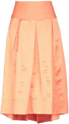 Garage Nouveau Knee length skirts - Item 35399805FO