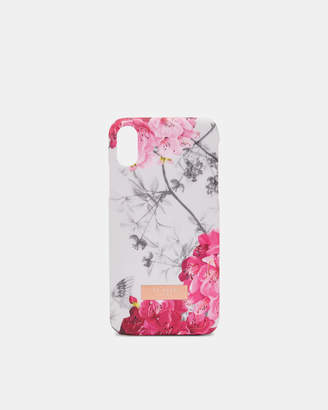 Ted Baker GUAVA Babylon iPhone X case