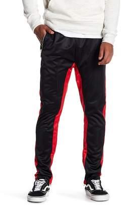 American Stitch Zipper Inseam Track Pants
