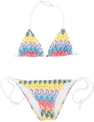 MC2 Saint Barth Knit & Lycra Bikini
