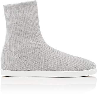 The Row Women's Dean Cashmere Ankle Boots