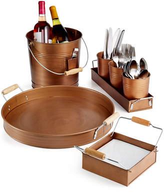 Artland Masonware Antique Copper Collection