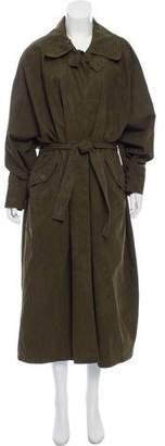Stella McCartney Long Trench Coat