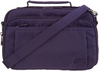 Lug Top Handle Crossbody Bag - Scoop