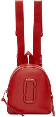 Marc Jacobs Red DTM Pack Shot Backpack