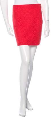 Lanvin Lace Mini Skirt w/ Tags