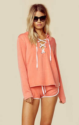 The laundry room lattice hoodie $128 thestylecure.com