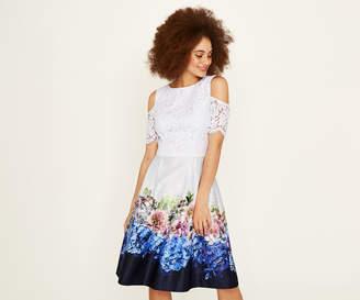 Oasis HYDRANGEA LACE DRESS