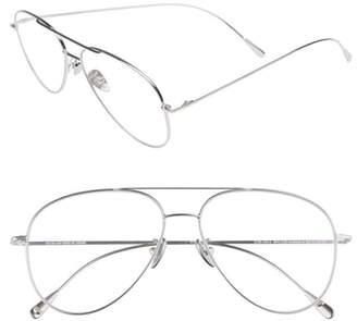 CUTLER AND GROSS 58mm Polarized Aviator Optical Glasses