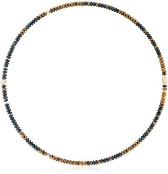 Luis Morais Yellow Gold Gemstone Necklace