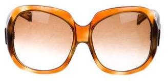 DSQUARED2 Gradient Oversize Sunglasses