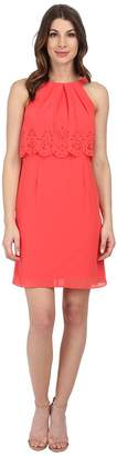Jessica Simpson Lace Fit N Flare Women's Dress