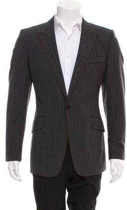 Paul Smith Wool One-Button Blazer