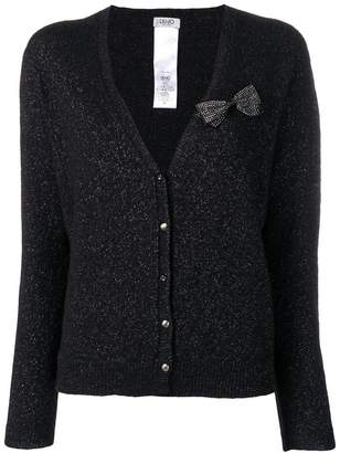 Liu Jo deep V-neck cardigan