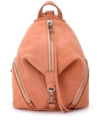 Rebecca Minkoff Julian Medium Desert Nabuk Leather Backpack