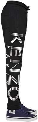 Kenzo Logo Printed Sweatpants