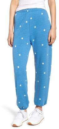 Wildfox Couture Football Star Easy Sweatpants