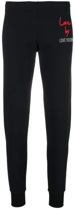 Love Moschino Love By leggings