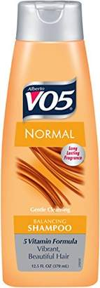VO5 Alberto Normal Balancing Shampoo with Vitamins C and E for Unisex