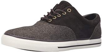 Polo Ralph Lauren Men's Vaughn Saddle Tweed Fashion Sneaker