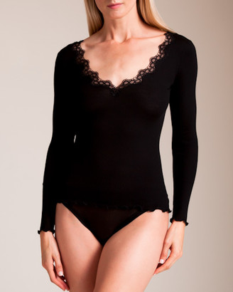 Dana Pisarra Mosca Long Sleeve Top
