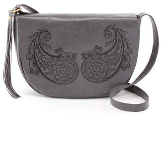 Hobo Maverick Bohemian Embossed Crossbody