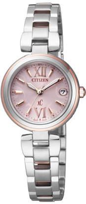 Citizen (シチズン) - CITIZEN XC エコ・ドライブ電波時計 HAPPY FLIGHT~