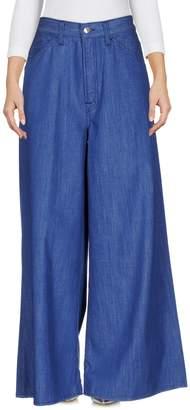 (+) People + PEOPLE Denim pants - Item 42637626DE