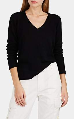 ATM Anthony Thomas Melillo Women's Cashmere V-Neck Sweater - Black