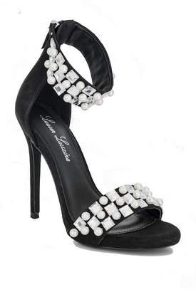 Ralph Lauren Lorraine Sizzle Ankle Strap Sandal