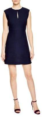 Sandro Rosalie Short Dress