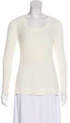 Rag & Bone Semi-Sheer Lightweight Sweater