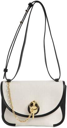 J.W.Anderson Key Canvas & Leather Shoulder Bag