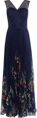 Karen Millen Floral Hem Maxi Dress