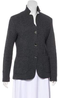 Barena Venezia Wool Knit Jacket