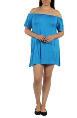 24/7 Comfort Apparel Women's Plus Al Fre