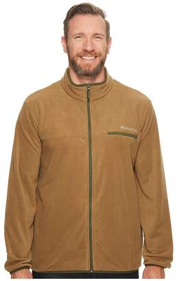 Columbia Mountain Crest Full Zip - Extended Men's Clothing